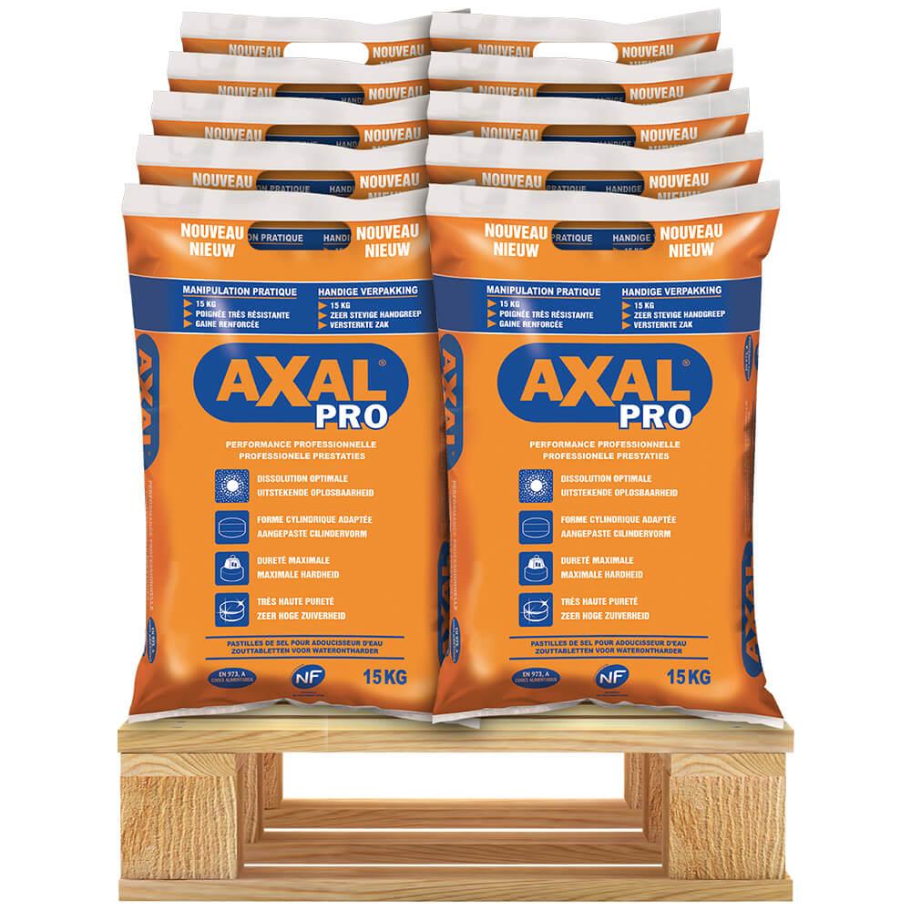 Axal Pro zouttabletten 10 x 15 kg