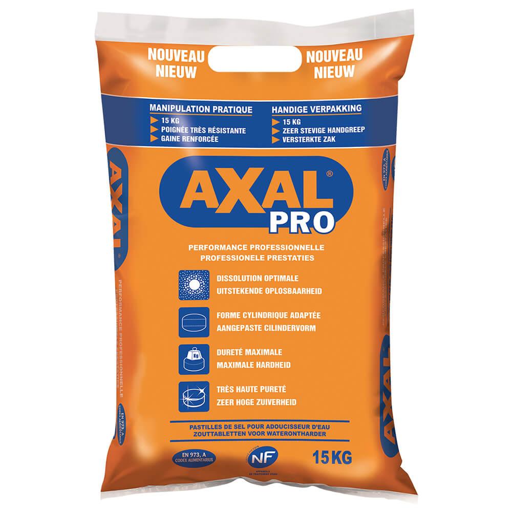 Axal Pro zouttabletten 15 kg