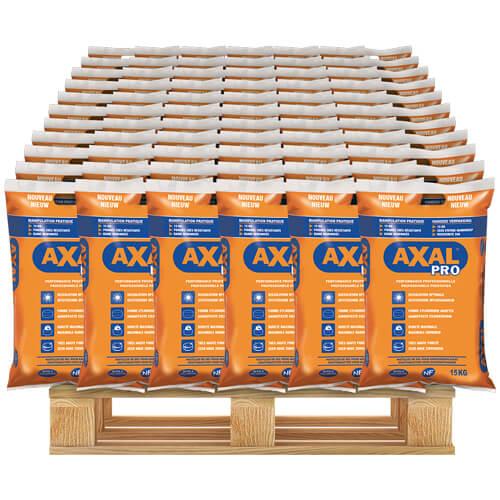 Pallet Axal Pro zouttabletten 15 kg